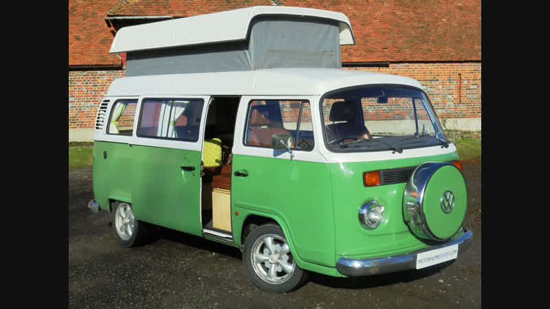 VW T2 WATER COOLED KOMBI