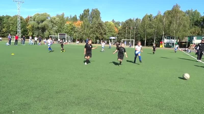 МФК Зелёный ключ 2011 - СШ по футболу 2010 (2)(Чебоксары). 23.09.18. 2 тайм