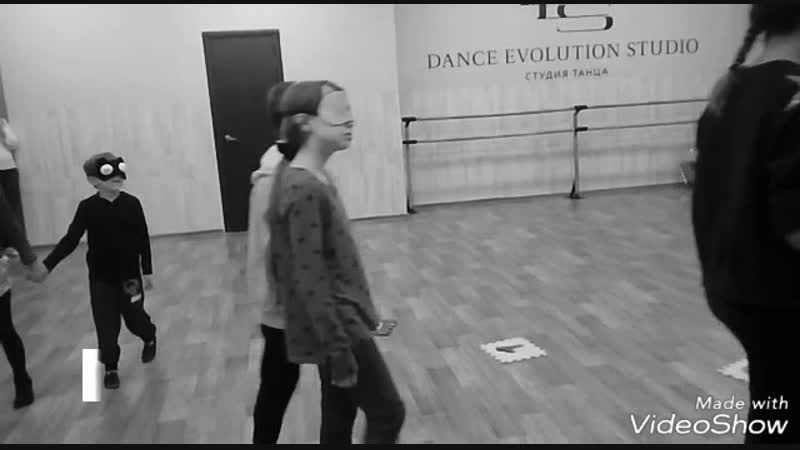 УпражнениеКрот Старшая и средняя группа 🎭 Театральная Студия Ольги Мухиной 🎭 Санкт Петербург 2018