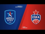 Anadolu Efes Istanbul - CSKA Moscow Highlights Turkish Airlines EuroLeague Championship Game