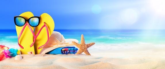 Как получить летнюю работу на пляже?