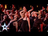 And All That Jazz! The stars of CHICAGO perform a musical extravaganza! Semi-Finals BGT 2018