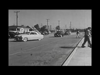 Legacaster & the hillbilly trio - black hot rod