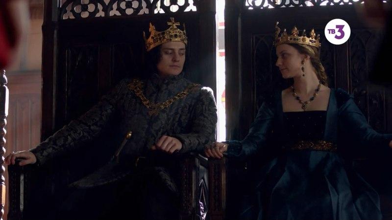 Сериал Белая королева 9 серия