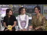 Актрисы перезагрузки о сериала Зачарованные