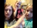 Дети сняли видео