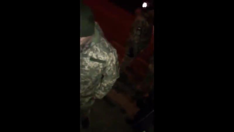 Воровство людей военкоматом совместно с полицией! Результаты военного положения