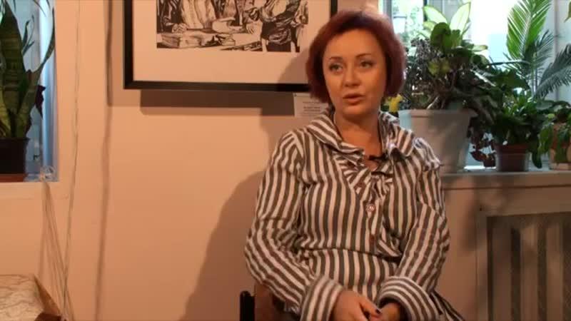Легенды дубляжа Елена Блинникова