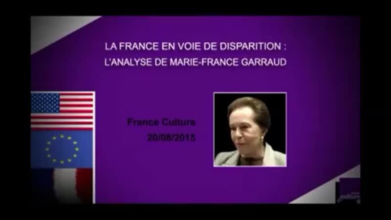 France : L'État Français n'existe plus