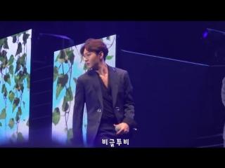 [FANCAM] 08.09.2018: BTOB - Call Me (Фокус на Чансоба) @ 2018 BTOB TIME -THIS IS US- in Taiwan