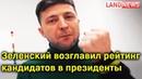 Зеленский обратился к украинцам: Порошенко и Тимошенко позади - Выборы в Украине 2019
