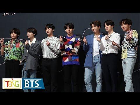 [풀영상] BTS(방탄소년단) FAKE LOVE Press Conference (LOVE YOURSELF 轉 Tear, 페이크 러브)