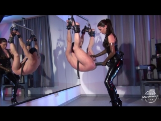 [kinkymistresses] mistress susi - strap-on suspension [strapon, femdom, fetish, latex, 720p]