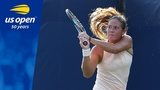 Daria Kasatkina Pushed to the Limit in R1 action against Timea Babos - 2018 US Open