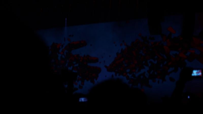 так распадаются руки ROGER WATERS | 29.08.18 | Петербургский СКК