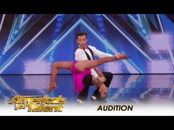 Quin Misha: 71-Year-Old SHOCKING Age-Defying Dance Moves! | America's Got Talent 2018