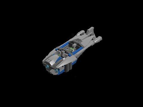 CAD BANE'S SPEEDER™ - 8128