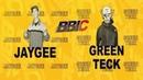 JAYGEE vs GREEN TECK POP FINAL @ 2018 BBIC World Finals Day 3 LB PIX x STAYORIGINALS