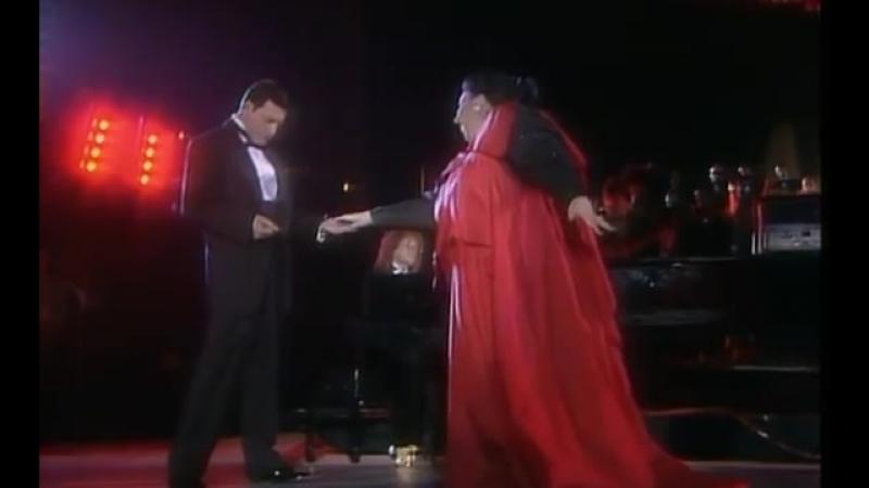 Freddie Mercury Montserrat Caballé