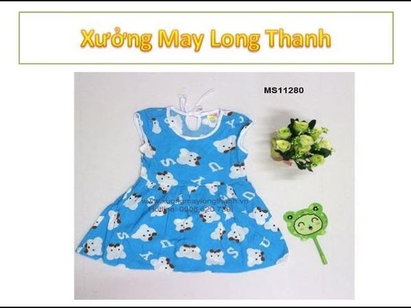 Nơi bán sỉ quần áo trẻ em - Xưởng may Long Thanh