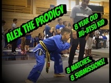 Alex The Prodigy Grappling Industries Toronto Highlights Kids Jiu-Jitsu
