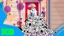 НАЙДИ ОТЛИЧИЯ! 1   Улица 101 Далматинца   Блок «Disney Channel» на Disney XD