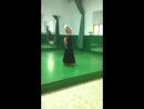 Лида танцует фламенко 220911 - YouTube