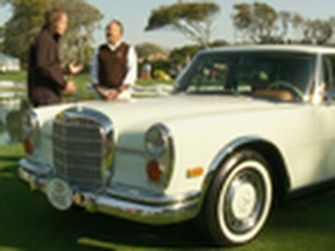 The Mercedes-Benz 600 Series