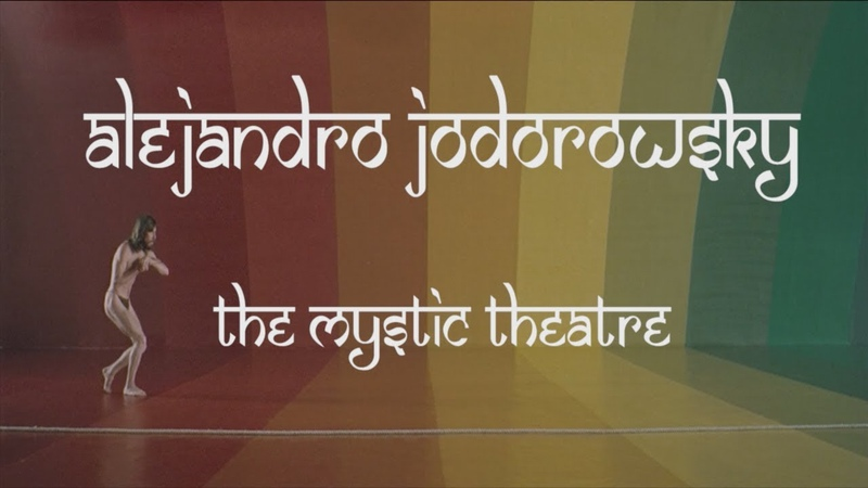 Alejandro Jodorowsky - The Mystic Theatre | CRISWELL | Cinema Cartography