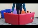 Как легко и просто можно разложить и сложить массажный стол кушетку