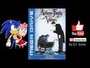 Addams Family Values [1994] (Sega) Полное Прохождение