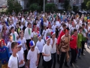 Ярмарка - дары осени пожилым людям, сентябрь 2018, флеш- моб РДШ 2
