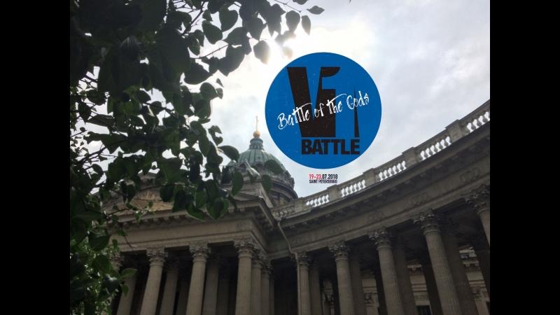Mik Mik Trip | V1 Battle | Санкт-Петербург 19-23.07.18