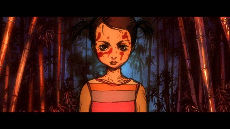 Убить Билла. История О-Рен Иши. / Kill Bill: Vol. 1. Anime scene with O-Ren Ishii.