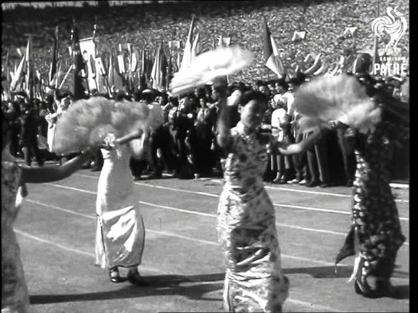 Sixth World Youth Festival In Moscow AKA 6th World Youth Festival (1957)
