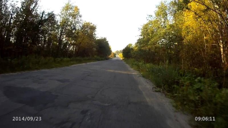 Михаил Шилов Маунтинбайк Разгон до 62 км час