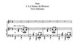 Erik Satie ~1916~ Trois m
