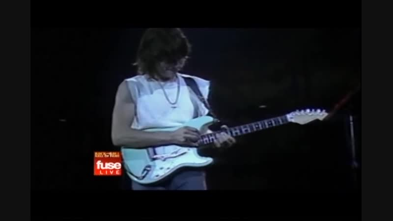 Jeff Beck - Rock and Roll HOF 2009