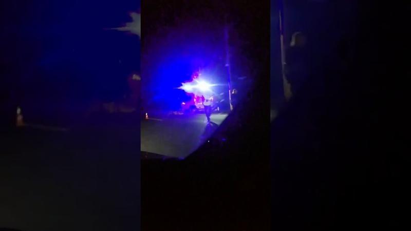 В Чувашии ночью парень на мопеде влетел в четырнадцатую и погиб