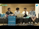 [RUSSUB] Welcome to SHINee Our Room Twitter Blueroom Live