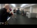 Тренировки с грузиками. Клуб единоборств в Новосибирске