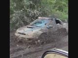 Subaru Impreza WRX STI off-road