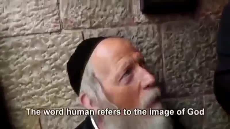Orthodoxe Juden erklären wozu Nicht Juden gut sind