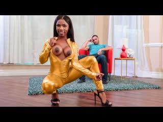 Sarah banks – golden twerk [digital playground. big ass, big tits, ebony]