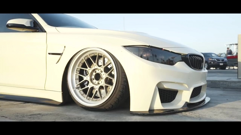 THE STANCED CREAM M4 | Perfect Stance