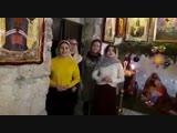 Трисвятое (абхазский, греческий, русский языки) регент Александра Зидина