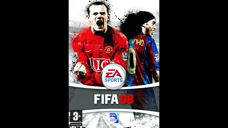 FIFA08 Чемпионат мира Italy vs USA
