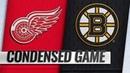 10/13/18 Condensed Game: Red Wings @ Bruins