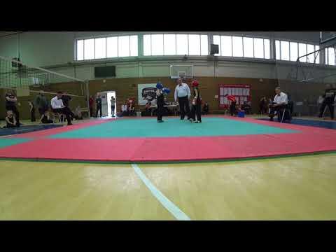 финал 33кг Кирякова Дуброва Сават Ассо Чемпионат РФ 2019