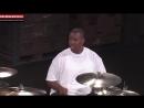 DW Factory Gospel Drum Summit- Cora Coleman - Nisan Stewart - Gerald Heyward - Aaron Spears